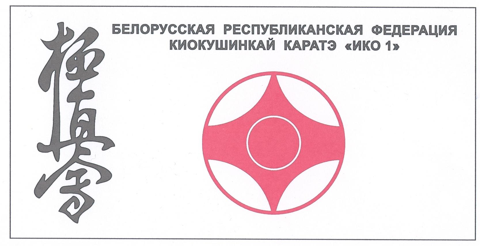 1032 Киокушинкай ИКО-1 ф